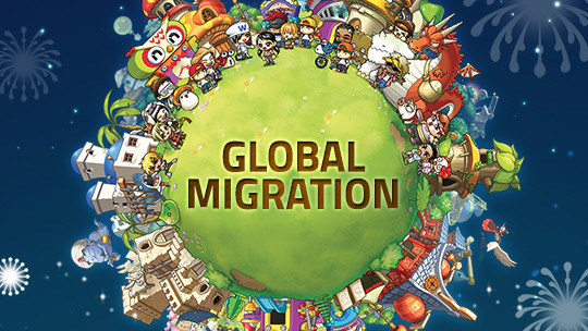 Ambiguity in migration and global sustainability